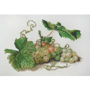 """Набор для вышивания крестом Марья искусница """"Ветка винограда"""""""