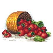 """Набор для вышивания крестом Чудесная игла """"Сладкая ягода"""""""