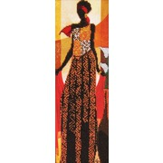 """Набор для вышивания бисером Глурия (Астрея) """"Африканский стиль 2"""""""