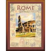 """Набор для вышивания крестом Риолис """"Города мира. Рим"""""""