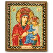 """Набор для вышивания бисером Радуга бисера (Кроше) """"Богородица Споручница Грешных"""""""