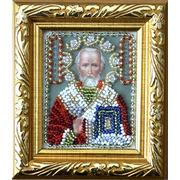 """Набор для вышивания бисером Вышиваем бисером """"Святой Николай Угодник"""""""