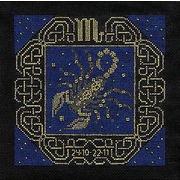 """Набор для вышивания крестом Риолис """"Скорпион"""""""