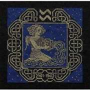 """Набор для вышивания крестом Риолис """"Водолей"""""""