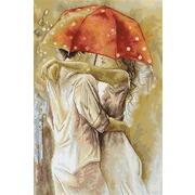 "Гобелен Luca-S ""Под зонтом"""