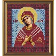 """Набор для вышивания бисером Nova sloboda """"Богородица «Умягчение злых сердец»"""""""