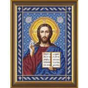 """Набор для вышивания бисером Nova sloboda """"Христос Спаситель"""""""