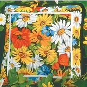 """Набор для вышивания крестом Candamar Designs """"Маргаритки и маки"""""""