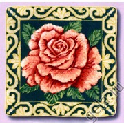 """Набор для вышивания крестом Candamar Designs """"Роза"""""""