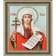 """Набор для вышивания бисером Золотое Руно """"Икона Святой Мученицы Татианы"""""""