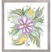 """Набор для вышивания крестом Риолис """"Прекрасный цветок"""""""