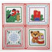"""Набор для вышивания крестом Марья искусница """"Рождественские истории. Глава 2"""""""