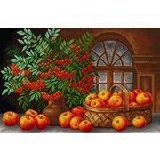 """Набор для выкладывания мозаики Вышиваем бисером """"Осенний натюрморт"""""""
