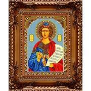 """Набор для вышивания бисером Вышиваем бисером """"Святой Даниил"""""""