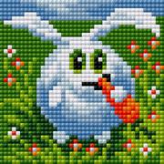 """Набор для выкладывания мозаики Вышиваем бисером """"Кролик"""""""
