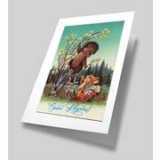 """Набор для вышивания бисером Матрёнин посад """"Поздравление маме!"""" набор для создания открыток"""