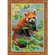 """Набор для вышивания крестом Риолис """"Красная панда"""""""