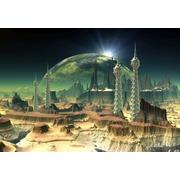 """Набор для вышивания бисером Матрёнин посад """"Марсианский пейзаж"""""""