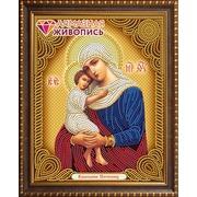 """Набор для выкладывания мозаики Алмазная живопись """"Икона Богородица Взыскание Погибших"""""""