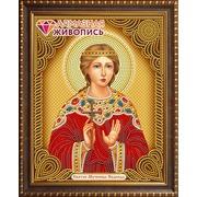 """Набор для выкладывания мозаики Алмазная живопись """"Икона Святая Мученица Надежда"""""""
