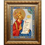 """Набор для вышивания бисером Вышиваем бисером """"Святой Давид"""""""