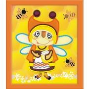 """Набор для вышивания бисером Риолис """"Бабушка пчела"""""""