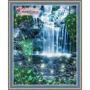 """Набор для выкладывания мозаики Алмазная живопись """"Искрящийся водопад"""""""