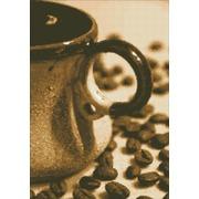 """Набор для выкладывания мозаики Паутинка """"Чашечка кофе"""""""