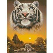 """Набор для выкладывания мозаики Паутинка """"Царь джунглей"""""""