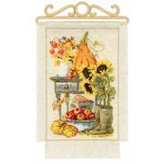 """Набор для вышивания крестом Риолис """"Дача. Осень"""""""