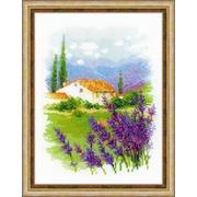 """Набор для вышивания крестом Риолис """"Ферма в Провансе"""""""