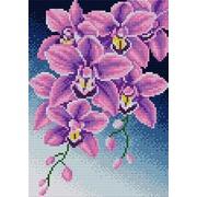 """Набор для выкладывания мозаики Вышиваем бисером """"Лунный цветок"""""""
