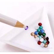 Аксессуары GLITTER GLAMOUR Пластмассовый лоток для работы со стразами и товарами по хобби