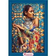 """Набор для выкладывания мозаики Алмазная живопись """"Обворожительная Иара"""""""