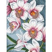 """Набор для выкладывания мозаики Паутинка """"Орхидеи"""""""